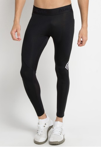 adidas black adidas alphaskin sport+ long tight 3s 4E14CAAA9E69C0GS_1