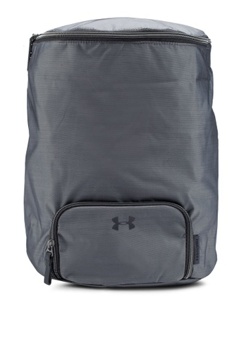 Under Armour grey Midi Backpack 3051BAC4BF6493GS_1