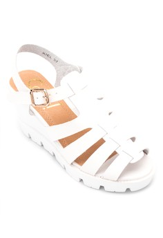 Kiel Wedge Sandals
