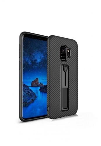 MobileHub black Xundd Vision Series Carbon Fiber Case for Samsung Galaxy S9 4C597AC9A7858EGS_1