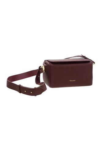 Tracey red Tracey Cheery Box Crossbody Bag 23476ACDB378A7GS_1