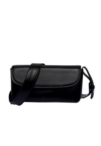 Lara black Women's Handbag With A Strap 41BA2ACD2F2E33GS_1