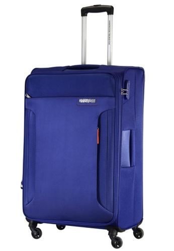 American Tourister blue American Tourister Troy Spinner 79/69 TSA AM536AC0FAI9SG_1