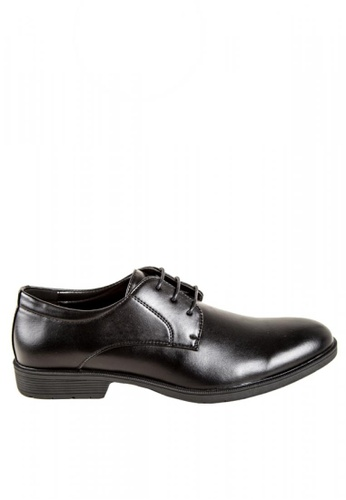Otto black Lace-up Formal Shoes 99BF5SH2EAADCBGS_1