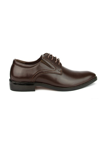 Cardam's Lifestyle brown Rankin Formal Shoes CA993SH0KT32PH_1