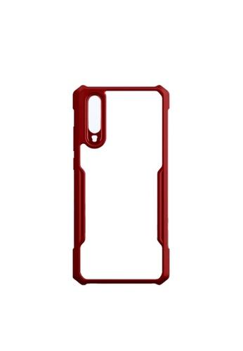 MobileHub red Huawei P30 Pro XUNDD Urban Armor Gear Shockproof Case 1218EAC867EC07GS_1