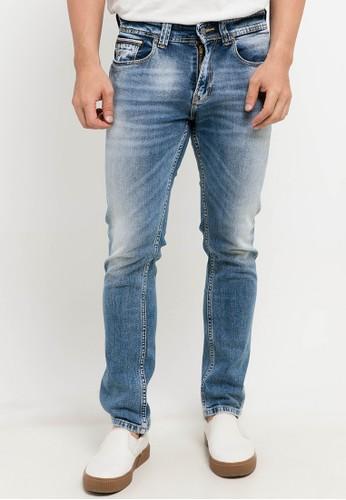 Lois Jeans blue Slim Stretch Long Pants Denim 771B1AAED5A4D3GS_1