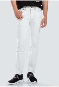 b7d17aa0 Levi's white Levi's® x Justin Timberlake 501® Slim Taper Fit Jeans  784FFAAD94FE65GS_1