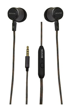 Bavin Perfect Sound Motor Type Earphone