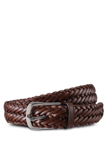 Bally brown Clet Belt (oc) ADD6BAC3CD7C01GS_1