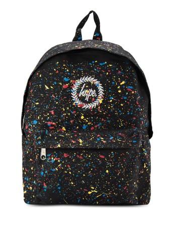 噴彩帆布後背包、 包、 後背包HYPE噴彩帆布後背包最新折價