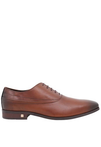 Tomaz brown Tomaz F999A Formal Lace Up (Brown) D6F92SHAEEEC2FGS_1