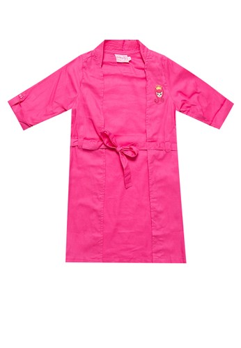 Rodeo Junior pink Rjg Hello Rainbow Urban Casual Girl Powe 610B1KAD367A1AGS_1