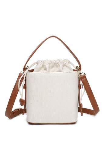 Milliot & Co. brown Zanna Top Handle Bag 2F5BBACBB53B6DGS_1