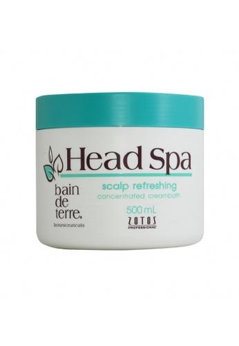Bain de Terre Bain De Terre Head Spa Scalp Refreshing Concentrated Creambath 500ml [BT90] 90184BEF917D69GS_1