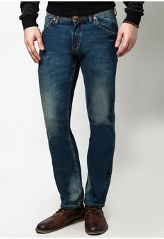 Crank Wood Thrush Denim Pants