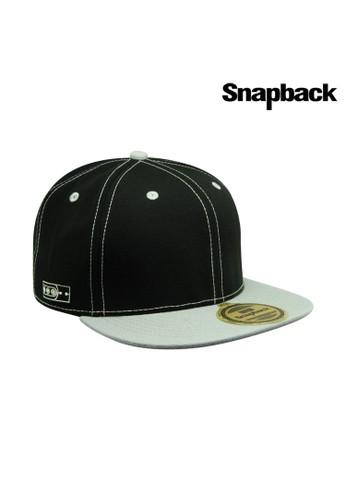 Snapback blue Snapback wool navy hiphop SN532AC58QWFID_1