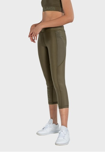 Laica green Laica Pro Sport Tights Leggings 29505AA657E168GS_1