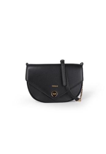 Esfolar 黑色 Esfolar Crossbody Bag (EA190007) 101FCAC6581DBCGS_1