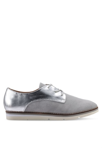 Divine Factory grey Evelyn Casual Shoes D92A1SH3DC356BGS_1