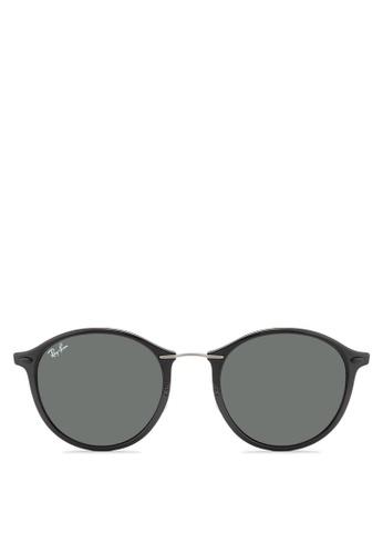 Ray-Ban black RB4242 Sunglasses RA896GL22DIZMY_1