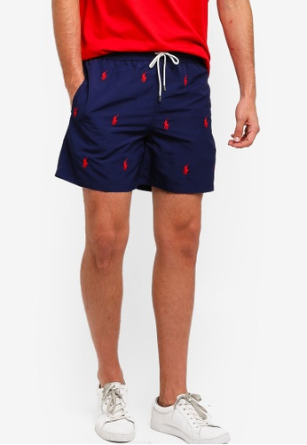 982407ad3f Buy Polo Ralph Lauren Traveler Swimming Shorts Online on ZALORA ...