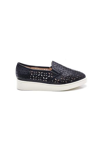 Elisa Litz black Nellie Sneakers (Black) C991BSHBEF82ABGS_1