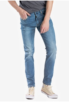 d0c5049d90f Levi s blue 512™ Mens Slim Taper Fit Performance Cool Jeans  A2599AA23EF721GS 1