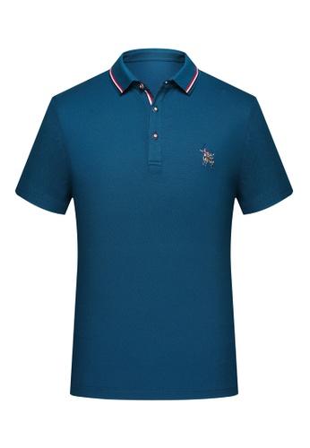 HAPPY FRIDAYS Simple Casual POLO Shirt 6021 FB5F6AAC7F7AFFGS_1