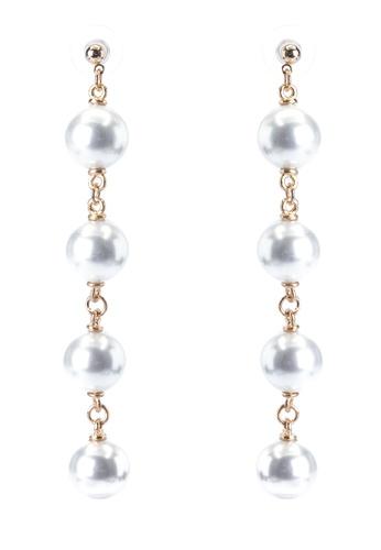 Chloe Edit gold Pearl Drop Earrings CH672AC0JRKIPH_1