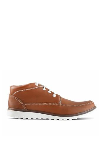 Sogno brown Sepatu Boot Pria GF.2305 5C97CSH29E0E84GS_1