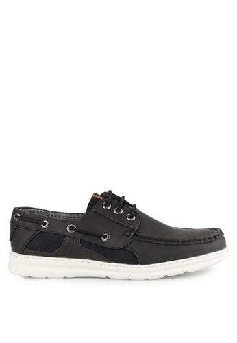 Watchout! Shoes black Outdoor Shoes WA021SH0UJSKID_1