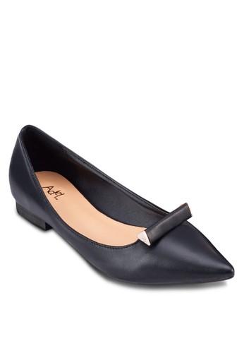時esprit 品牌尚尖頭平底鞋, 女鞋, 鞋