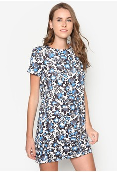 Collection Short Sleeve Shift Dress