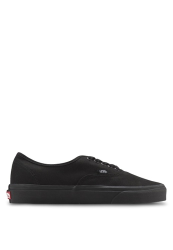 VANS black Core Classic Authentic Sneakers VA142SH66OPDSG_1