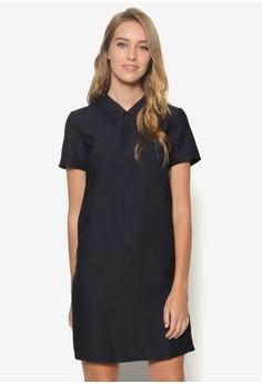 Collection Peterpan Collar Shift Dress