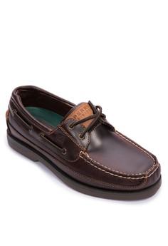 Mako 2-Eye Canoe Moc Boat Shoe