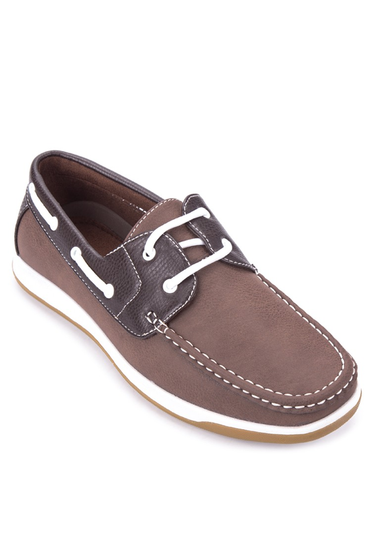 Claudio Boat Shoes