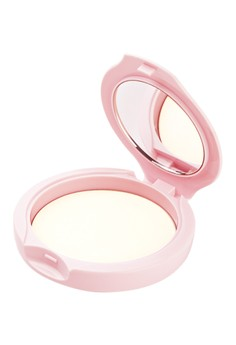 Avon Color Smooth and White Pressed Powder in White