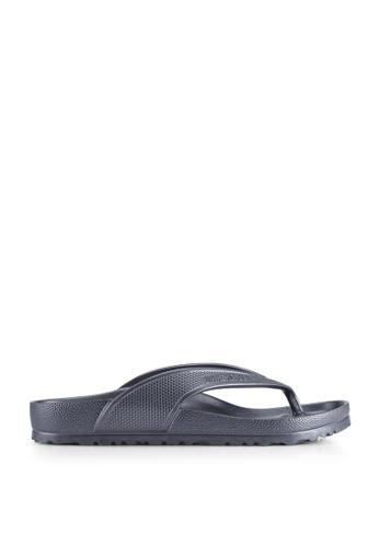 Birkenstock 灰色 Honolulu EVA Sandals BF40FSHEA42992GS_1