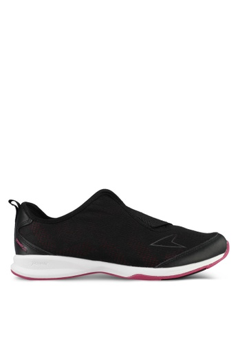 Power black Power Athletic Casual Shoes 7D724SH7AE8850GS_1