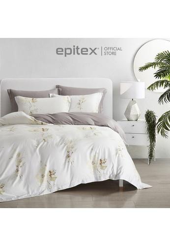 Epitex Epitex Nutex Bamboo BP5308-01 1200TC Fitted Sheet Set. 72159HL089BF4FGS_1