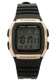 Digital Watch W-96H-9AVDF