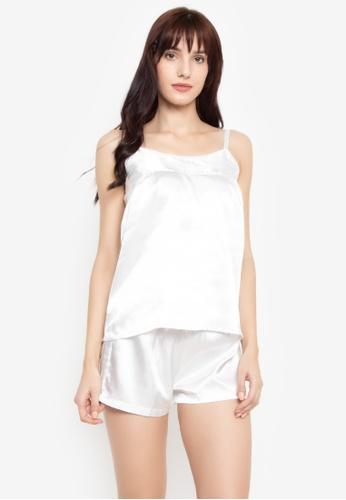 adf54f70486 Shop Sleepyhead Diana Silk Camisole Set Online on ZALORA Philippines