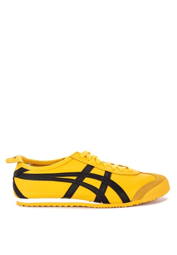 Onitsuka Tiger yellow Mexico 66 Sneakers 81F7FSH90C0DD6GS_1