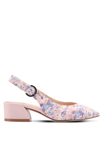 BETSY pink Court Small Heels 713EBSHED457BFGS_1