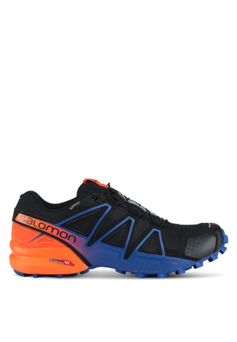 cd59e431b0e4 Salomon black Salomon Speedcross 4 GTX LTD Shoes 93BB7SH1BFDC21GS 1