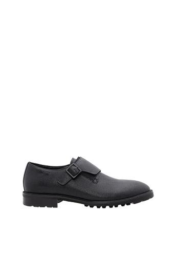 SEMBONIA black SEMBONIA Men Leather Brogues (Black) SE598SH0SZ8KMY_1