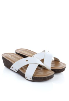 Helaine Wedge Slide
