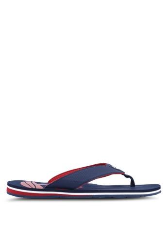 Timberland navy Wild Dunes Thong Sandals 69799SH61302B6GS_1